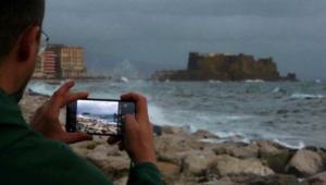 Maltempo: Allerta meteo Gialla su Campania dalla mezzanotte alle 14 di domani