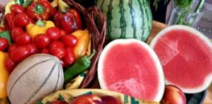Caldo e clima pazzo, Coldiretti: +20% frutta in tavola con agosto bollente