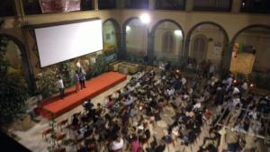 """Napoli: al via la rassegna """"Cinema sotto le stelle"""""""