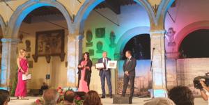 Brilla la Stella di Patrizio Oliva al Premio Internazionale Fair Play Menarini