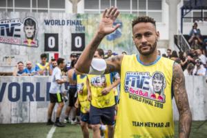 Calcio a 5, a Salerno il Red Bull Neymar Jr's Five