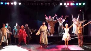 "Musical ""Forza venite gente"" a Scala in Costiera amalfitana"
