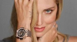 Chiara Ferragni, 'volto' degli orologi svizzeri Hublot