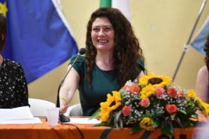 Il Premio 'Spiga D'Argento' ad Antonella Napoli