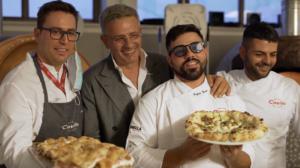 Perrella e Molino Casillo: presentano le farine sensoriali con il germe di grano nella sua interezza per pizze altamente digeribili