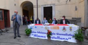 """Grande Successo per la decima Edizione del Premio Giornalistico """"Mimmo Castellano""""-fotogallery"""