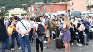 Turismo: settembre inizia bene per Ischia e Procida