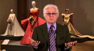 Roberto Capucci, lo stilista che ha vestito alcune donne più belle al mondo