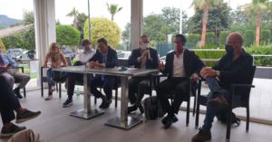 Candidati presidenti alla IX Municipalità a confronto