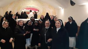 Celebrazione Eucaristica: per la chiusura del Giubileo della famiglia vocazionista