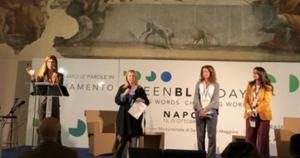 """Sviluppo sostenibile: al via """"Green blue days"""" al Complesso di San Domenico Maggiore"""