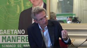 Napoli:sprint giunta Manfredi,5-6 membri indicati dai partiti