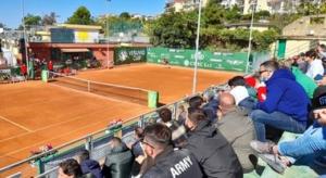 Tennis: due italiani in semifinale alle Vesuvio Cup